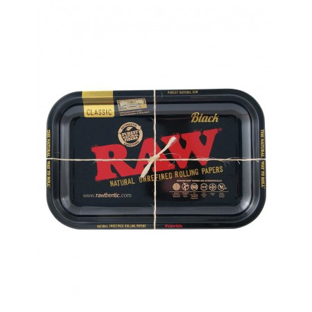 Bandeja Raw Black