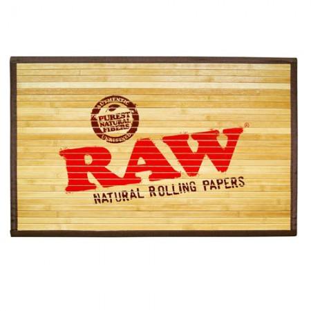 Alfombrilla suelo de Bambu Raw