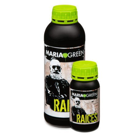 Raices Maria Green
