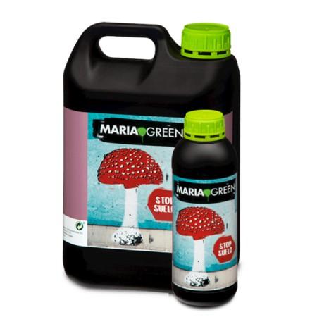 Stop Suelo Maria Green