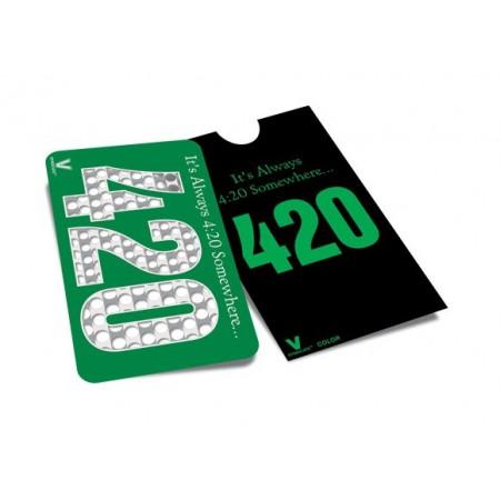 Grinder tarjeta 420
