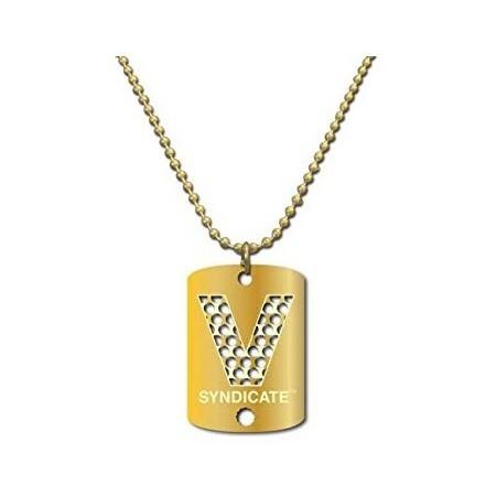 Grinder V en dorado