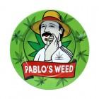 Cenicero metal Pablos Weed