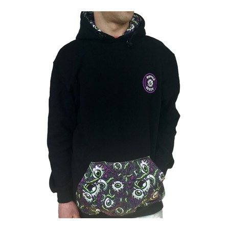 Sudadera Worm&Eyes Ripper Seeds