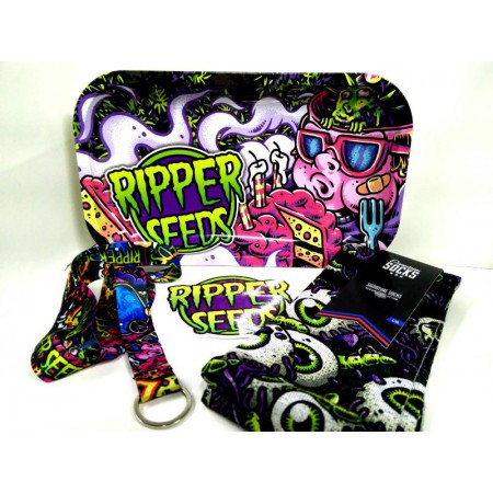 Pack Ripper Brain Cake Socks