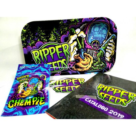 Pack Ripper Chempie + semillas