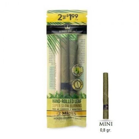 King palm Mini 2 unidades pack