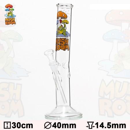 Bong cristal Mushroom