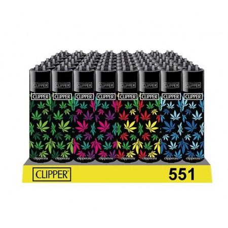 Clipper Hoja Colores