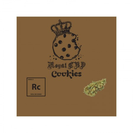 Flores CBD Royal Cookie Plant of Life