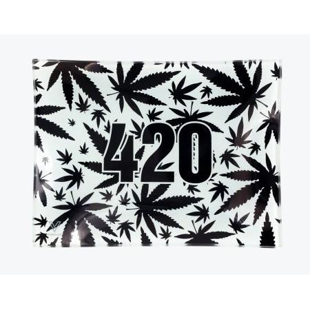 Bandeja cristal 420