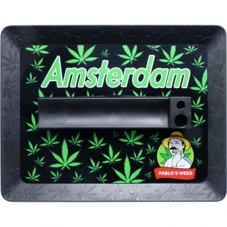 Bandeja acrílica Amsterdam Black
