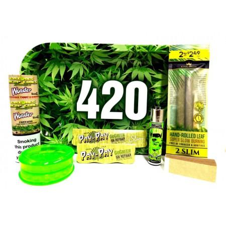 Pack 420 Calavera