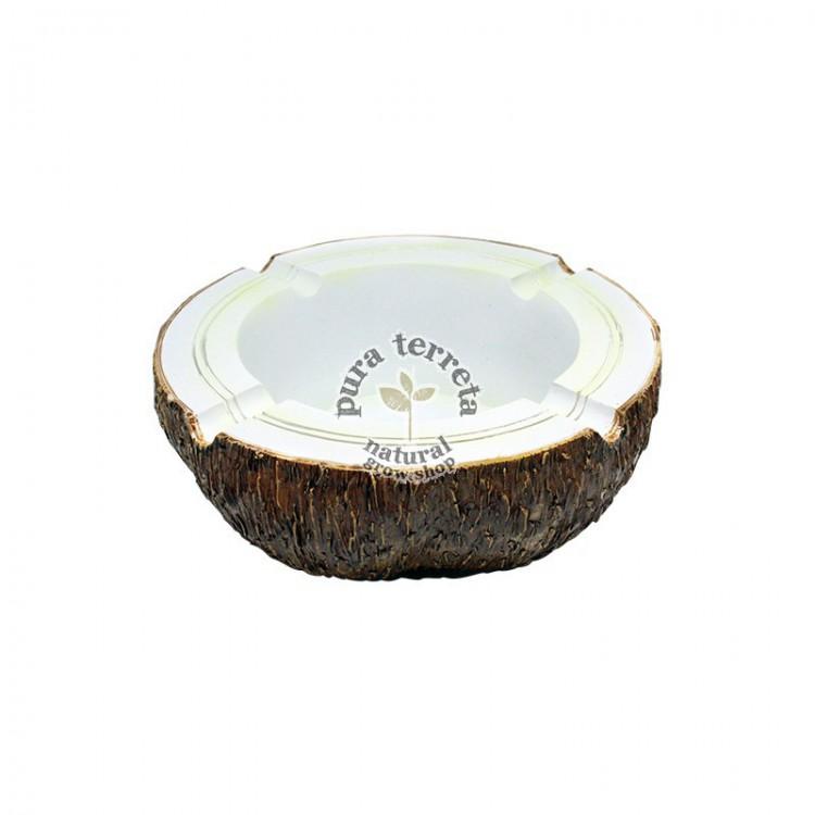 Cenicero coco