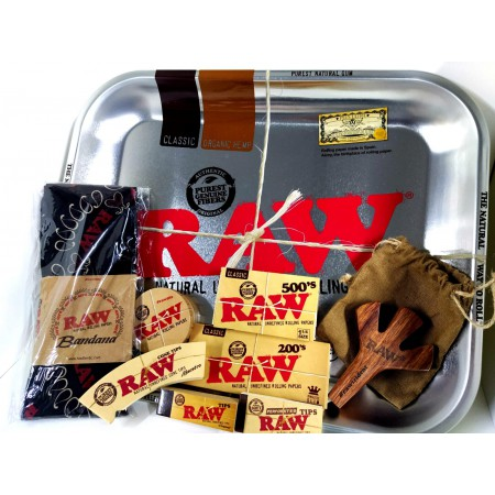 Pack Raw Metálica Pro Coleccionista
