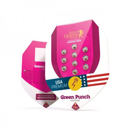 Green Punch Royal Queen Seeds