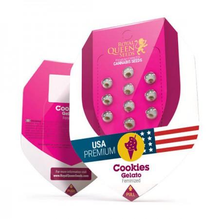 Cookies Gelato Royal Queen Seeds