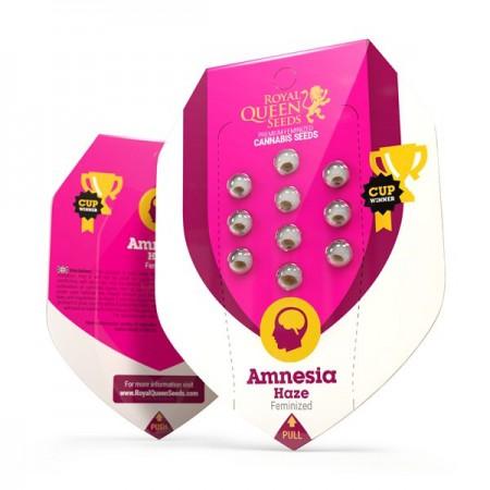 Amnesia Haze Royal Queen Seeds