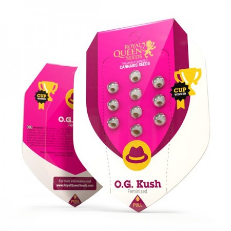 O.G. Kush Royal Queen Seeds
