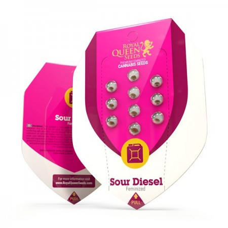 Sour Diesel Royal Queen Seeds