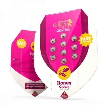 Honey Cream (Fast Flowering) RQS