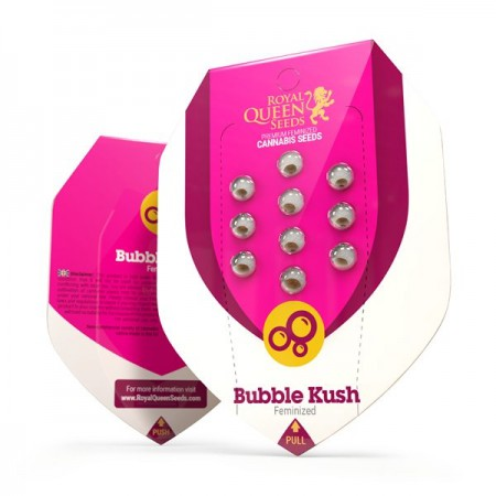 Bubble Kush Royal Queen Seeds
