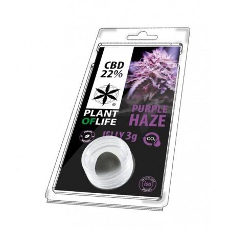 CBD Lab Jelly Purple Haze 3 gr.