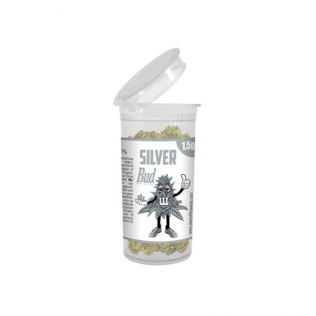 Flores CBD Silver Bud Plant of Life