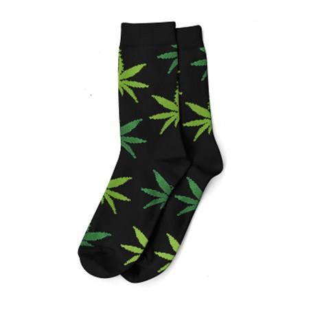 Calcetines negro hombre