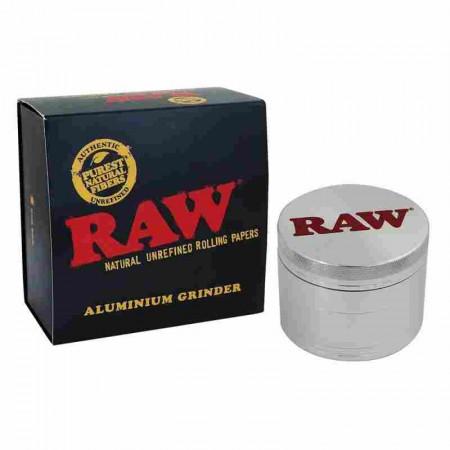 Grinder polinizador Aluminio Raw