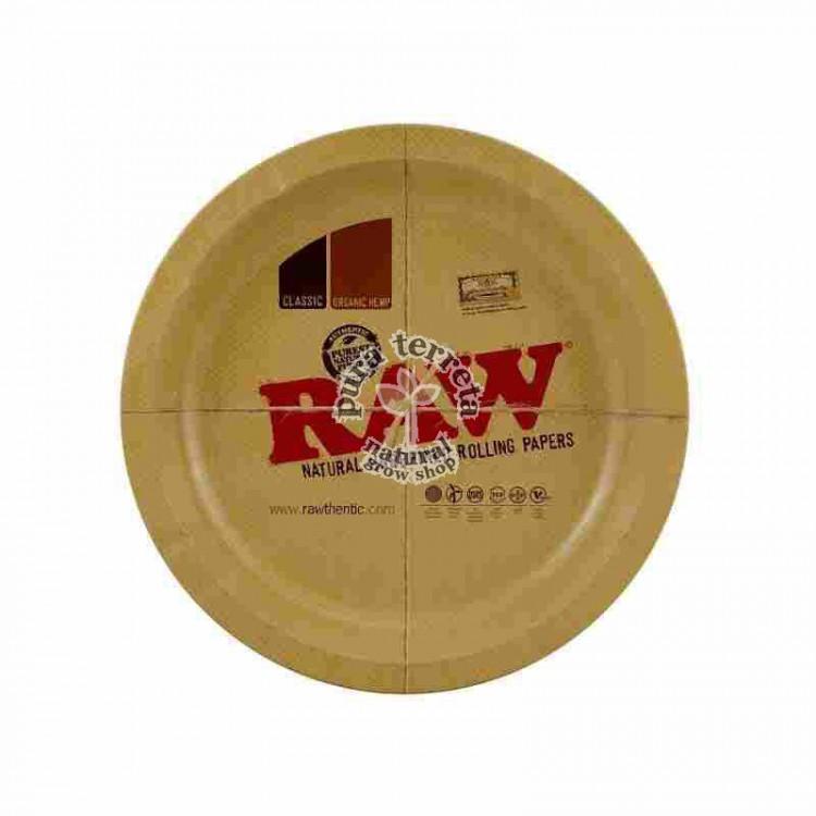Bandeja Raw Redonda