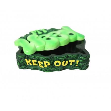Caja Magnética Keep Out