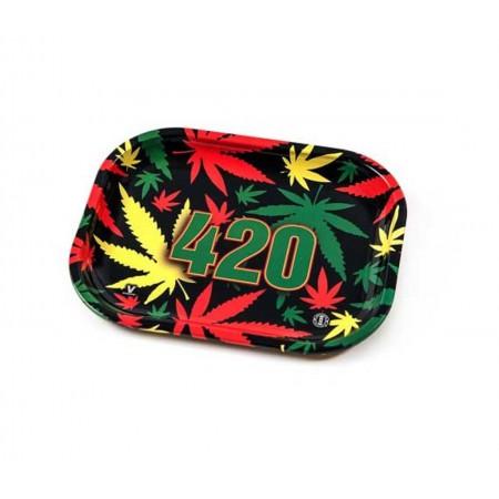 Bandeja 420 Rasta
