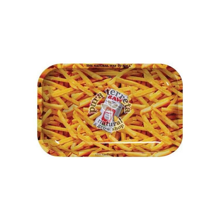 Bandeja Raw French Fries