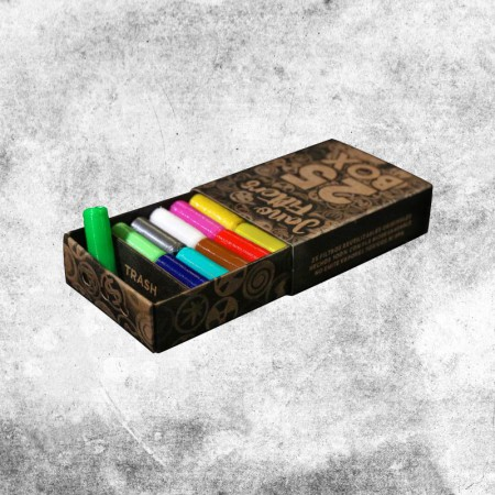 Jano Filters 25 box Diseños mix