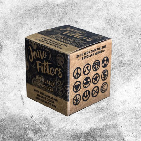 Jano Filters Revolver