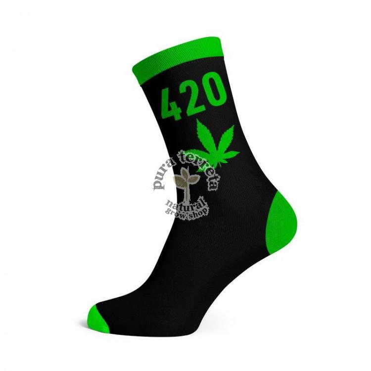 Calcetines 420 Neón hombre