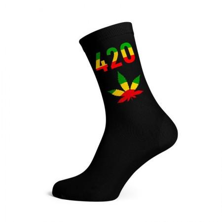 Calcetines 420 Rasta hombre