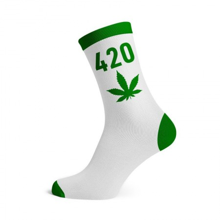 Calcetines 420 Cannabis hombre