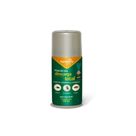 Fertiberia Insecticida Descarga Total