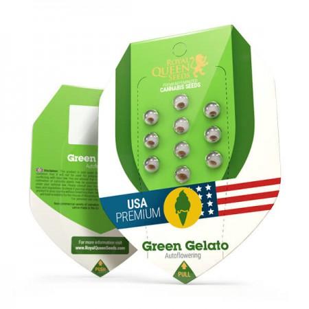 Green Gelato Automatic RQS