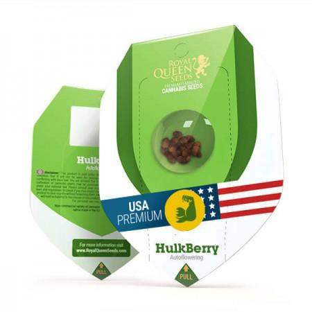 HulkBerry Automatic RQS