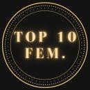 TOP 10 FEMINIZADAS