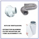 Kits de ventilacion